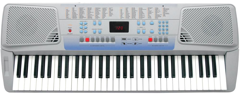 Billede af Ringway CK62 keyboard grå