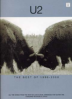 U2:TheBestOf1990-2000Tab lærebog