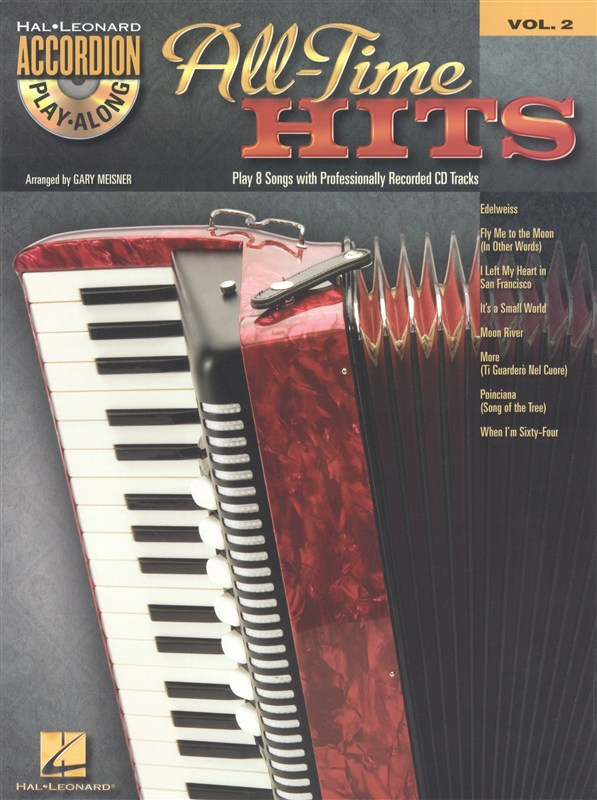 Image of AccordionPlay-AlongAll-TimeHits lærebog