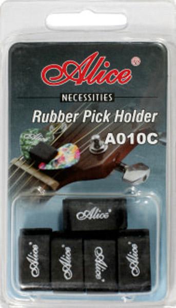 Billede af Alice A010C plekter-holdertilstrenge(5stk.) sort