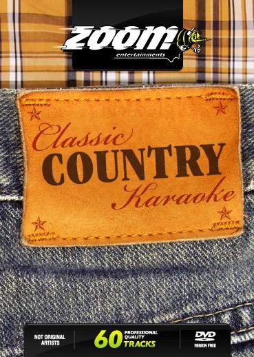 Billede af ClassicCountry karaoke-DVD