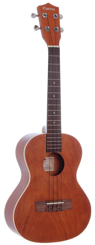 Image of   Chateau C08-U2300 tenor-ukulele natur