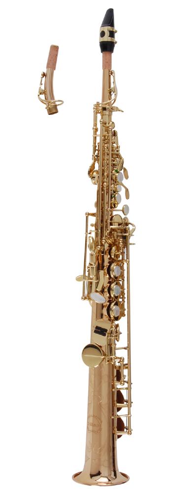 Billede af Chateau VCH-S820LY2 sopran-saxofon