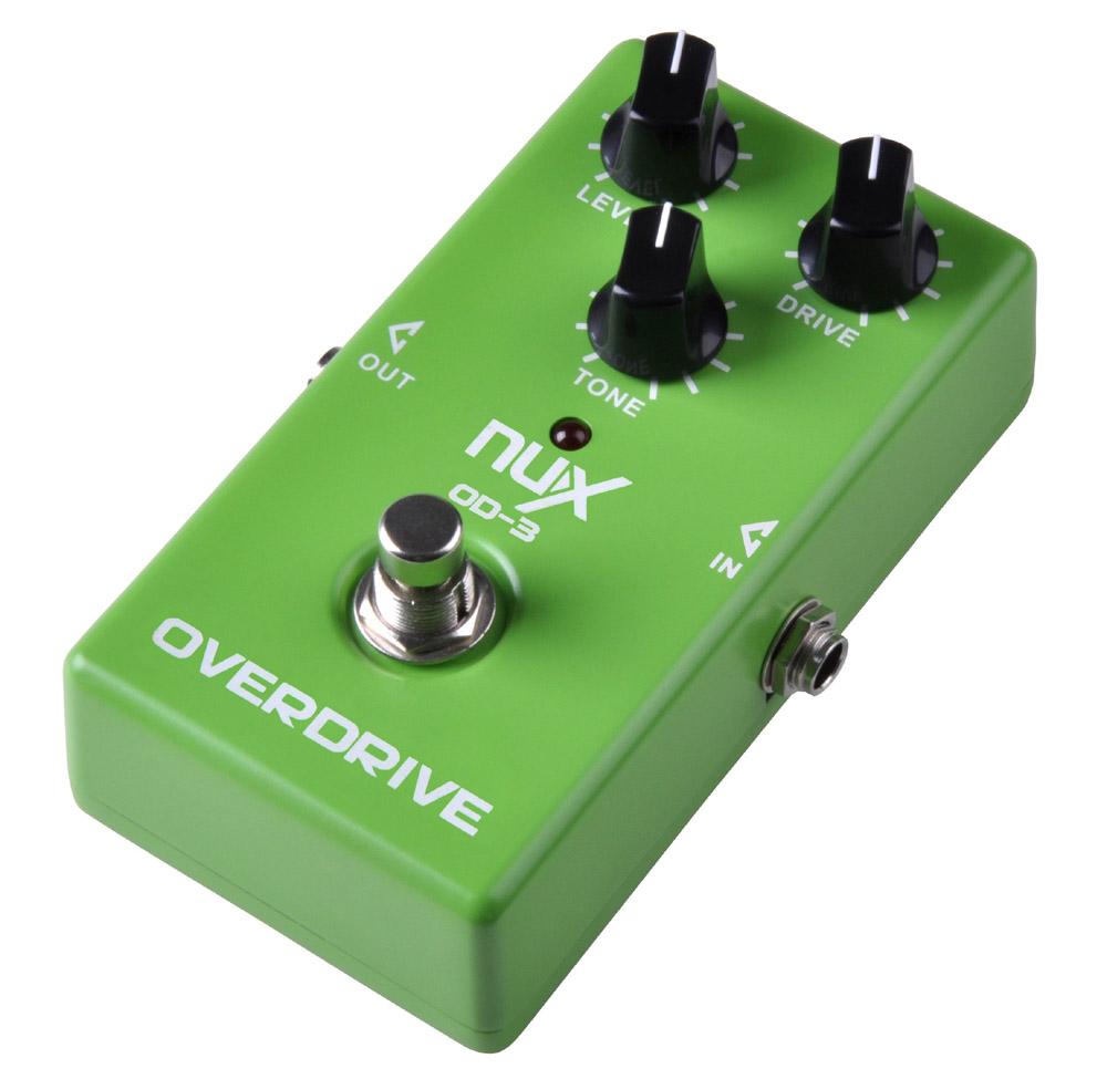 Nux OD-3 guitar-effekt-pedal