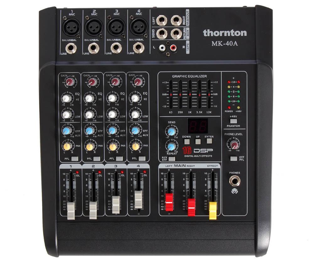 Thornton MK-40-A powermixer