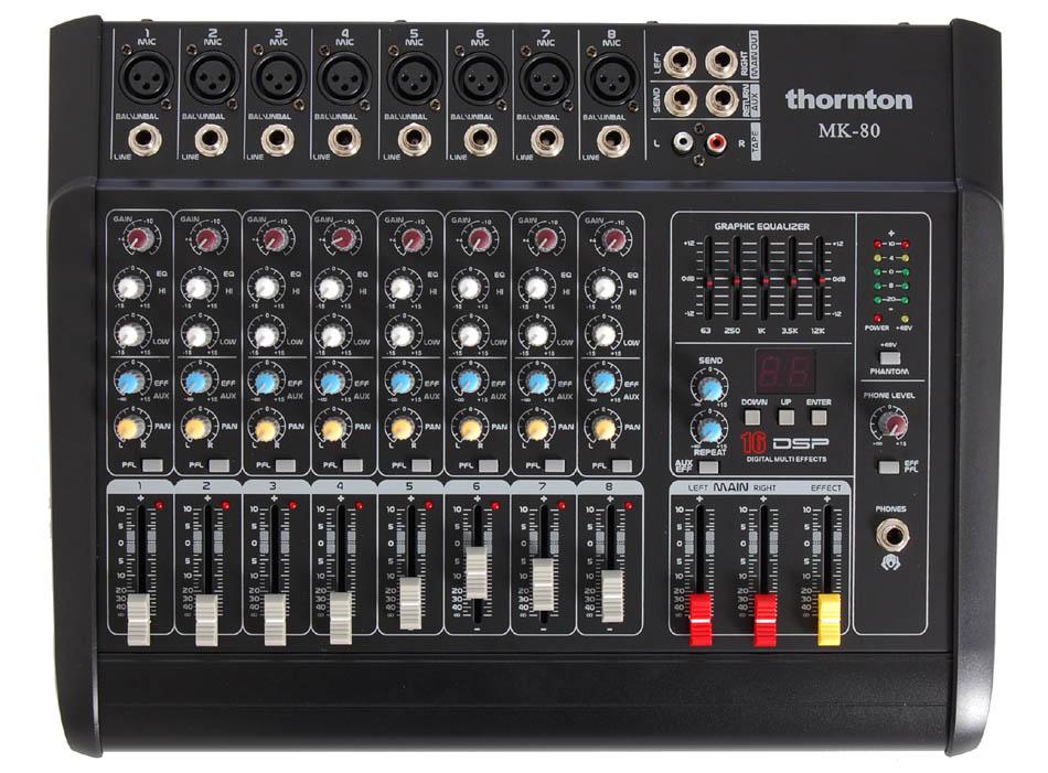 Billede af Thornton MK-80 mixer
