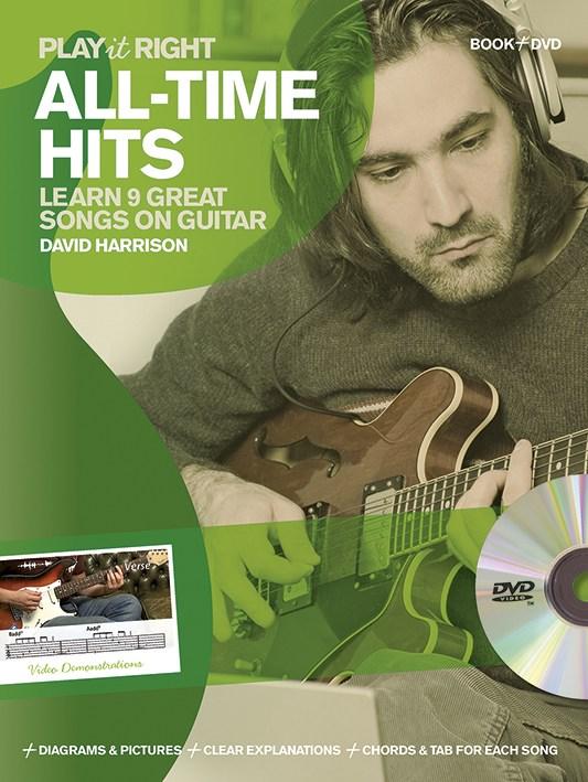 Billede af PlayItRight-All-TimeHits lærebog