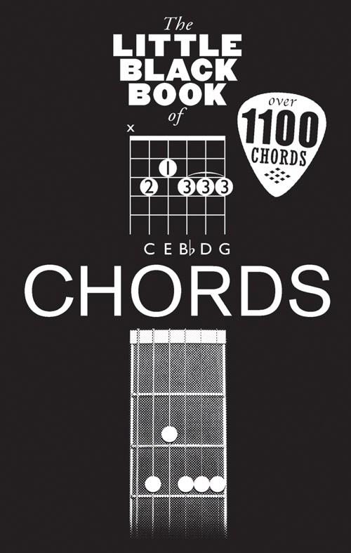 TheLittleBlackBookOfChords akkord-bog