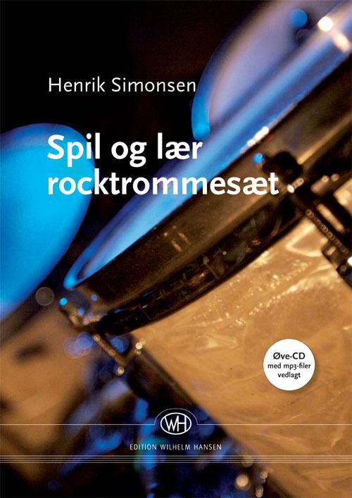 Image of   Spiloglærrocktrommesæt lærebog