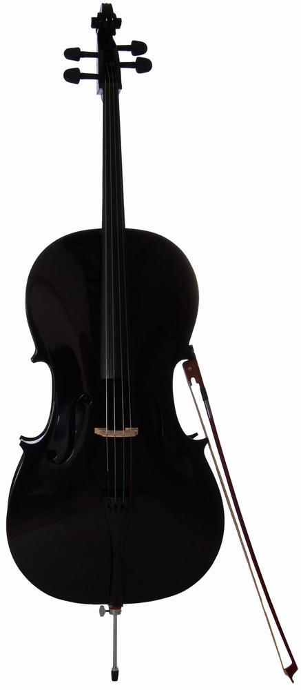 Billede af Arvada MC760L-BK cello4/4 sort