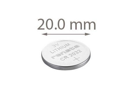 Billede af CR2032 lithium-knapcelle-batteri(1stk.)