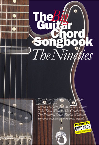 TheBigguitarChordSongbook-TheNineties lærebog