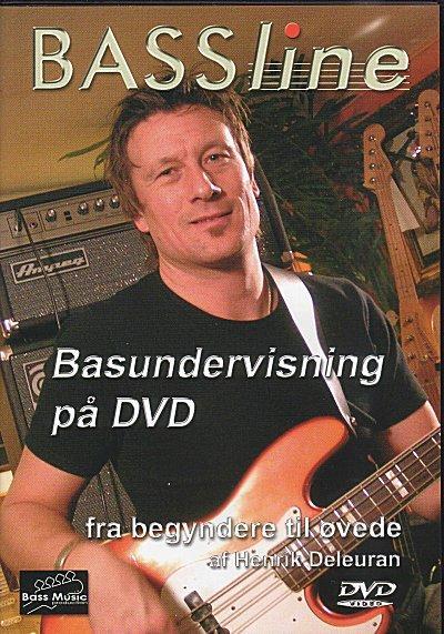 Billede af BASSline undervisnings-DVD
