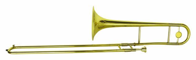 Dimavery TT-300 Bb-tenor-trækbasun/trombone