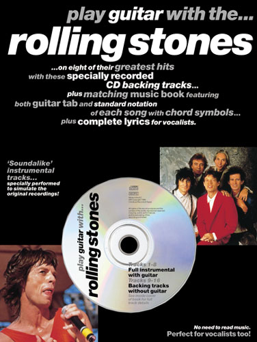 PlayguitarWith:RollingStones lærebog