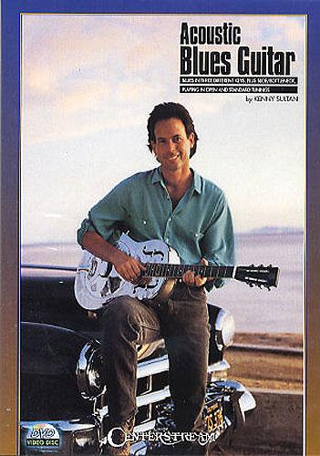 Billede af AcousticBluesguitar DVD