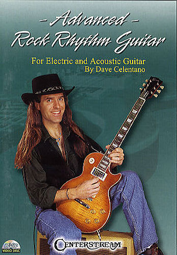 Image of   AdvancedRockRhythmguitar DVD