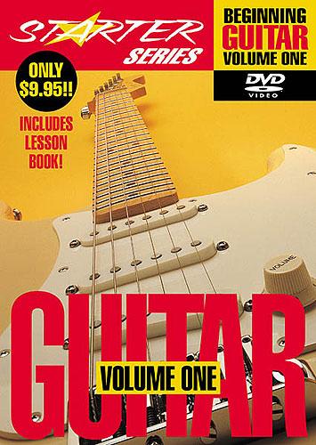 Billede af Beginningguitar:VolumeOne DVD