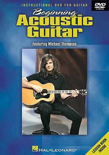 Billede af BeginningAcousticguitar DVD