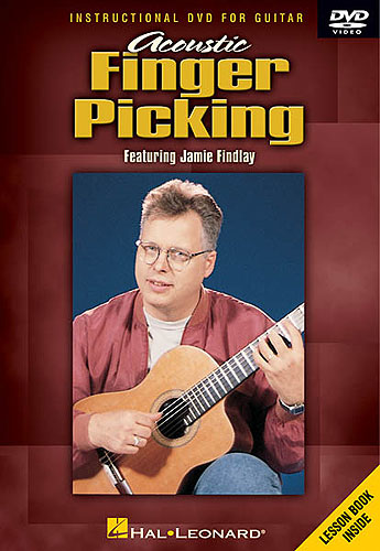 Image of   AcousticFingerPicking DVD