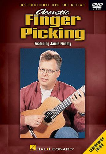 Billede af AcousticFingerPicking DVD