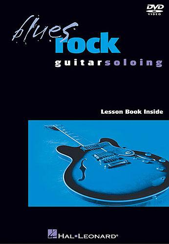 Billede af BluesRockguitarSoloing DVD