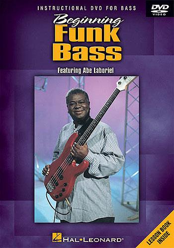 Billede af BeginningFunkBass DVD