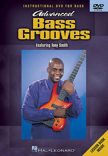 Image of   AdvancedBassGrooves DVD
