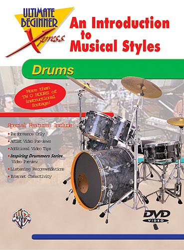 Billede af AnIntroductiontoMusicalStyles:Drums DVD