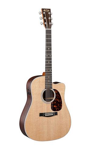 Image of   Martin DCPA4-Rosewood western-guitar natur