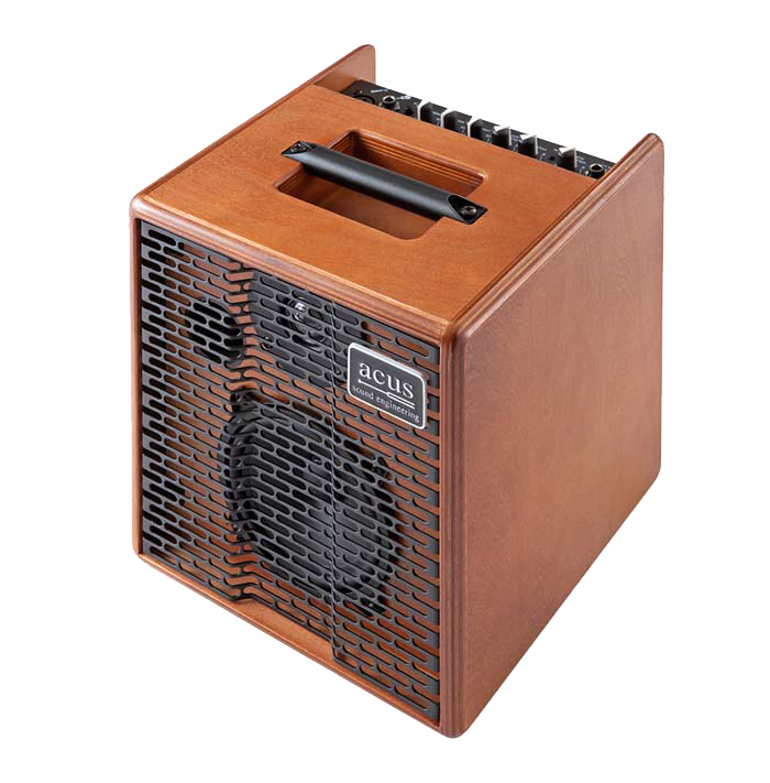 Billede af Acus OneForStrings5T akustiskguitar-forstærker træ
