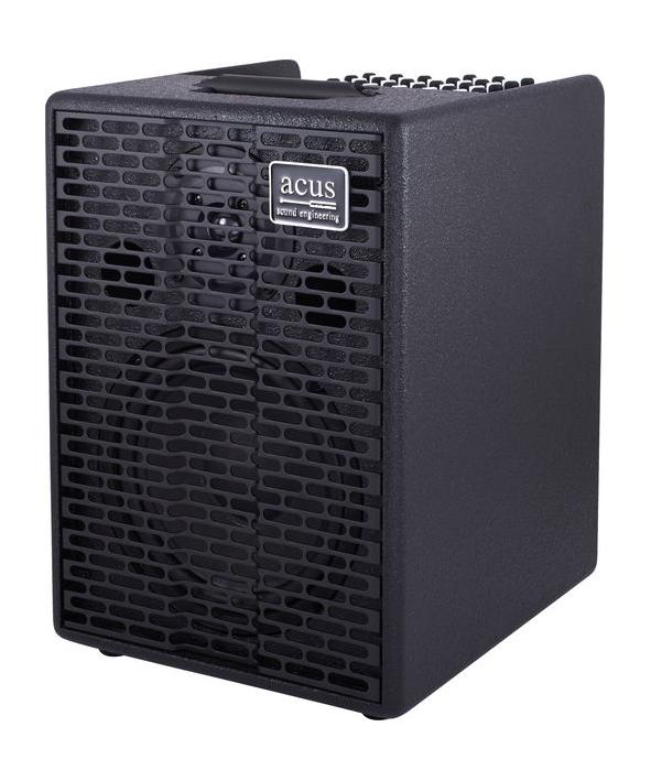 Image of   Acus OneForStrings6T Black akustiskguitar-forstærker sort