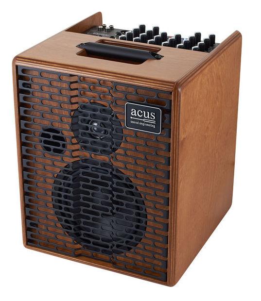 Billede af Acus OneForStrings6T akustiskguitar-forstærker træ