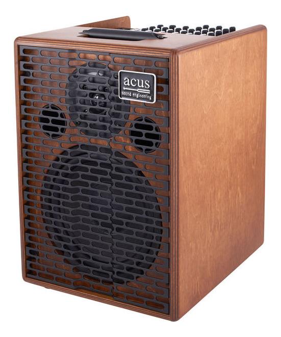 Billede af Acus OneForStrings8 Wood akustiskguitar-forstærker træ