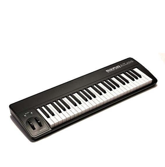 Image of   Midiplus AK490 USB-midi-keyboard