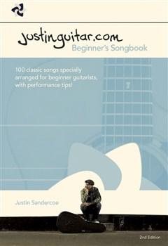 Billede af JustinguitarBeginnersSongbook lærebog