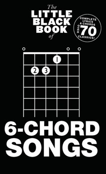TheLittleBlackBookOf6-ChordSongs lærebog