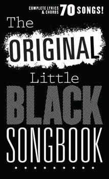 TheOriginalLittleBlackSongbook lærebog