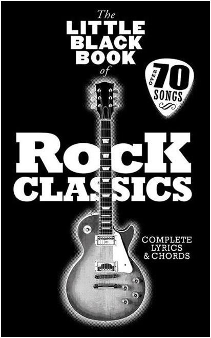 TheLittleBlackBookofRockClassics lærebog