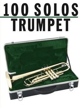 Image of   100Solos:Trumpet lærebog