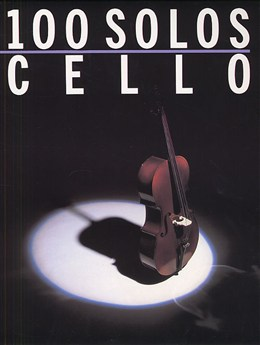 Image of 100Solos:Cello lærebog