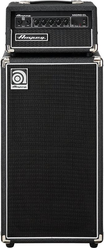 Billede af Ampeg Micro-CL basforstærker,stack sort