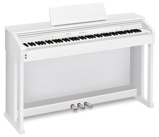 Image of   Casio AP-460-WE el-klaver hvid