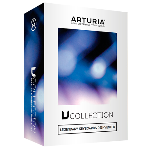 Billede af Arturia V-Collection5 software,download