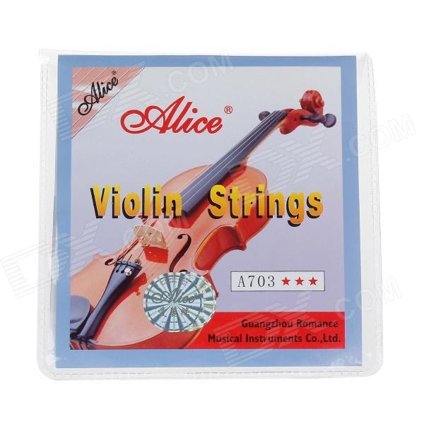 Billede af Alice A703 violin-strenge