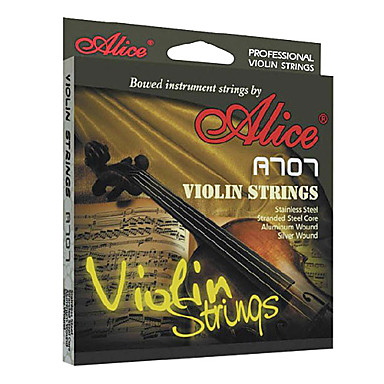Billede af Alice A707Pro violin-strenge