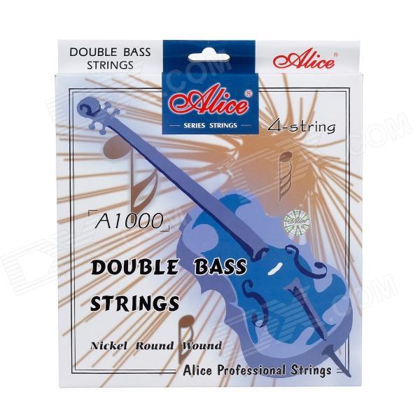 Billede af Alice A1000 kontrabas-strenge