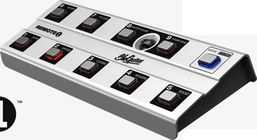 Billede af BluGuitar Remote1 fodpedal