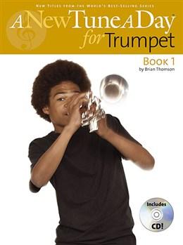 Image of   ANewTuneADay:TrumpetBook1 lærebog