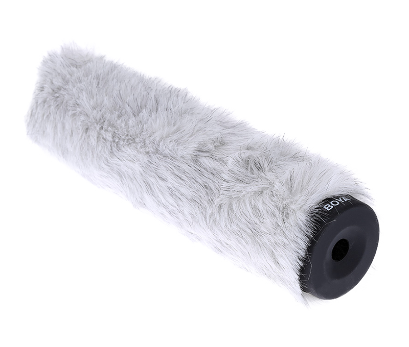 Boya BY-P240 vindhættetilshotgun-mikrofon